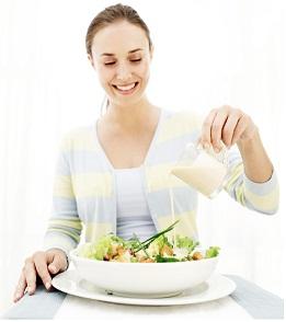 Dinner- salad