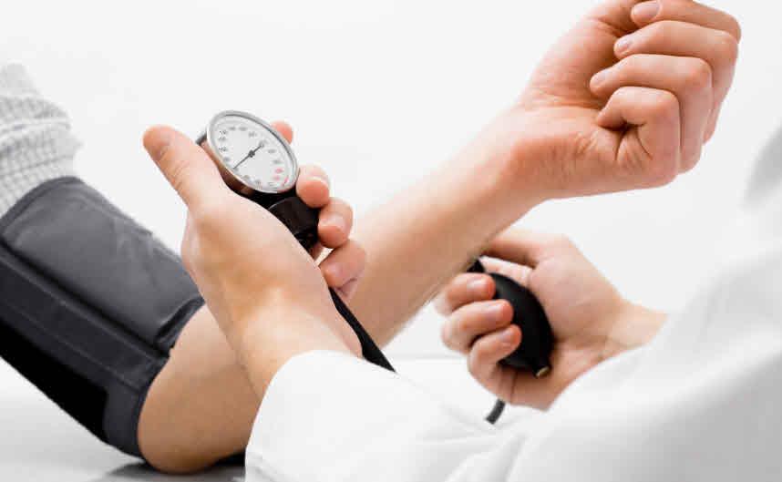 Symptoms of High Blood Pressure