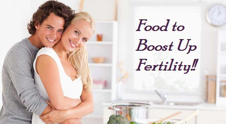 Foods That Increase Fertility Among Men and Women