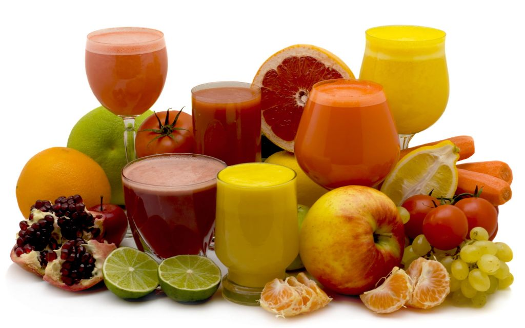 Natural Juices for Digestive Health
