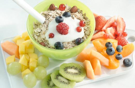 Fruits - Live longer