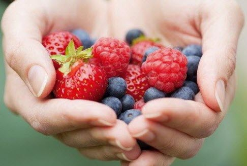 Berries for brain function