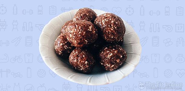 Nutty balls