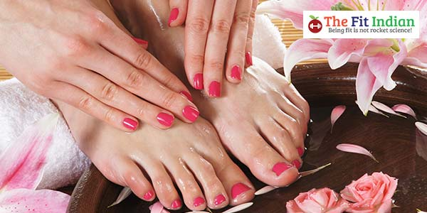 Nourishing Essential Oils for Feet and Hands