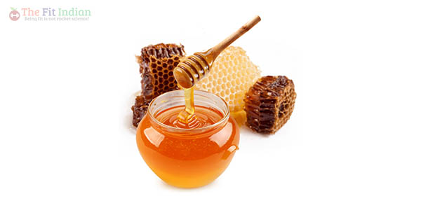 Benefits of the Power food - Honey
