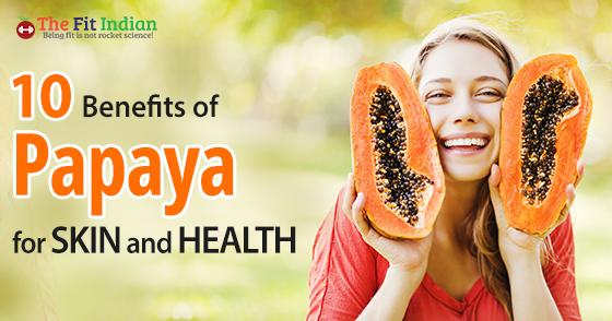 Benefits of Papaya for Skin and Health