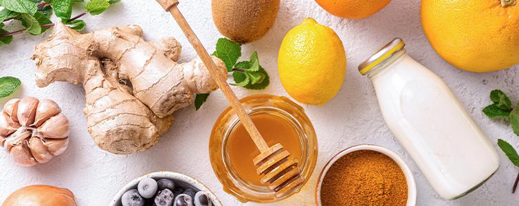 Immunity Boosting Recipe