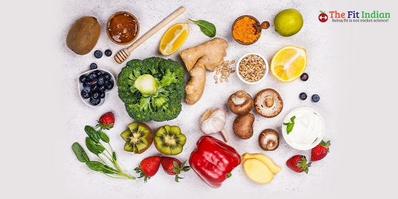 foods to boost immunity