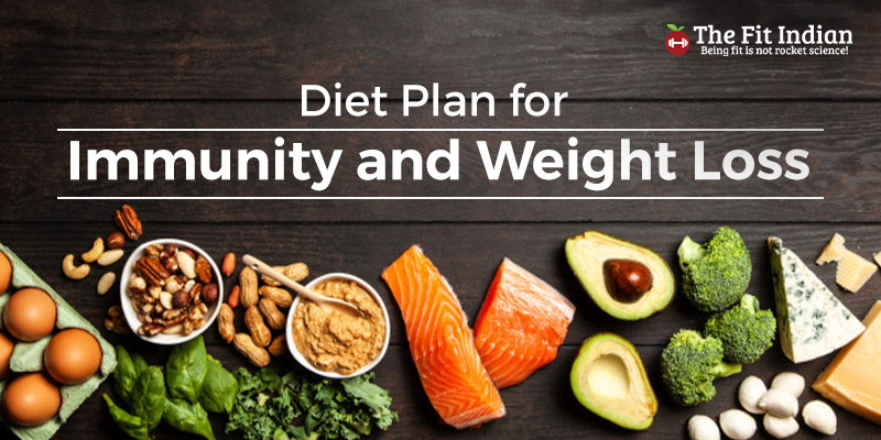 immunity and weight loss plan