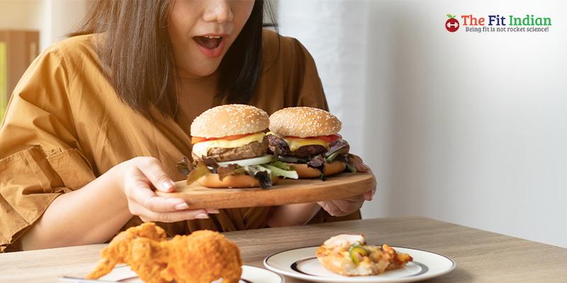 eating disorders causing obesity