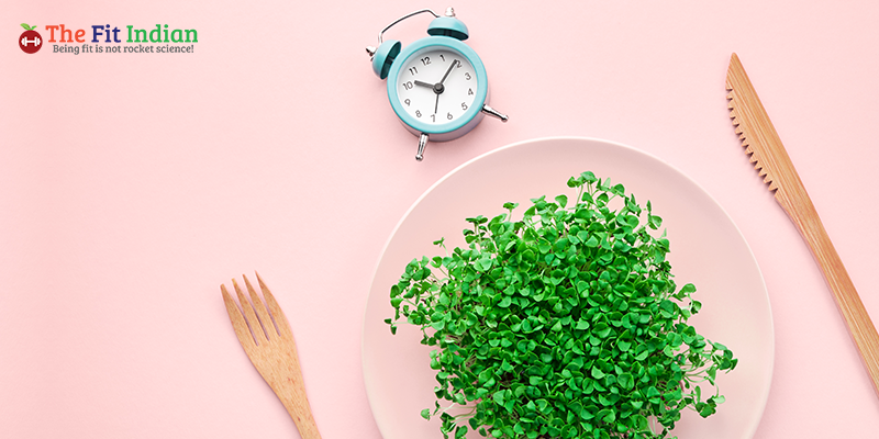 How intermittent fasting helps with weight loss?