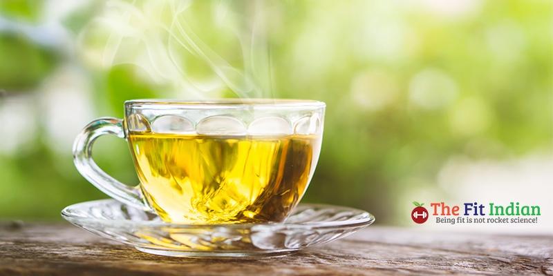 green tea to Lower Cholesterol