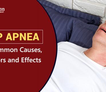 cause and effects of sleep apnea