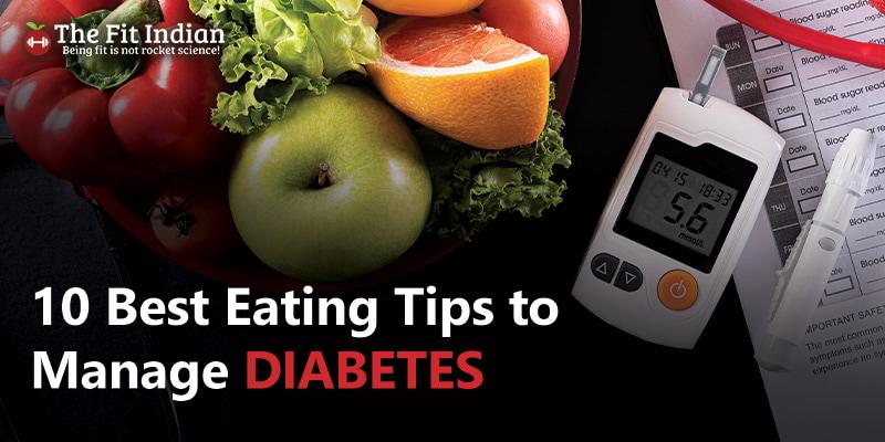 Best diet tips to treat diabetes