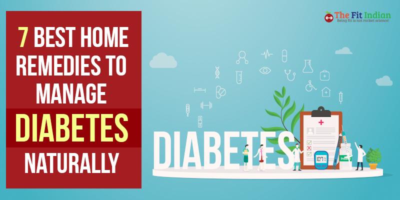 Managing diabetes at home