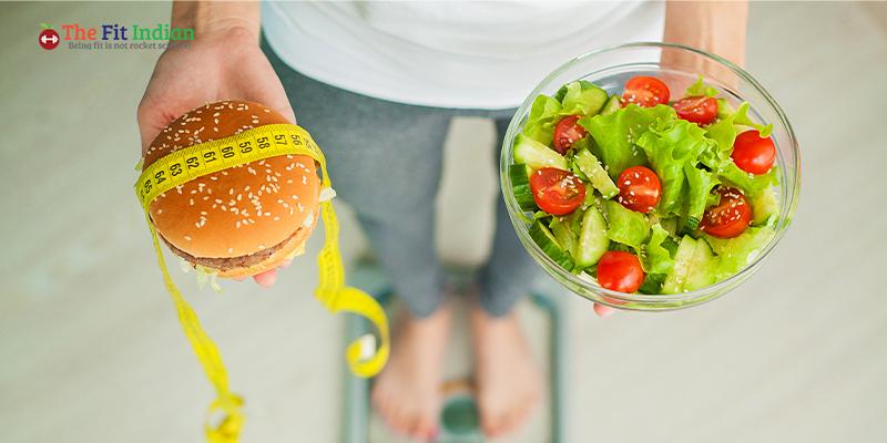 Diet plan to control weight