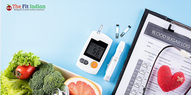 Diet for controlling hunger due to diabetes