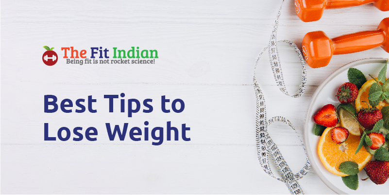 Diet and lifestyle changes to help you lose weight